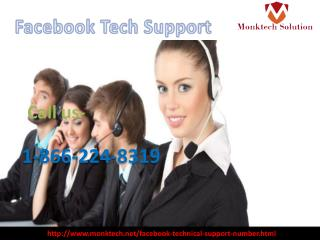 Forget Everything Except Facebook Tech Support Now Call 1-866-224-8319
