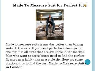 Online suits