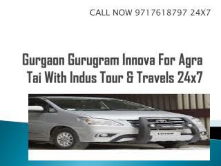 Innova For Agra