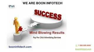 Our Effective PPC Services
