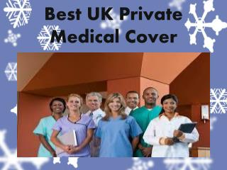Best UK Private Medical Cover