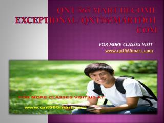qnt 565 mart Become Exceptional/qnt565martdotcom