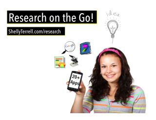 Mobile Research: 20  Mobile Apps