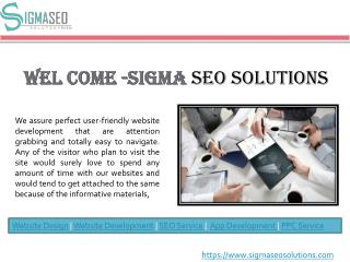 Website Development Service in India