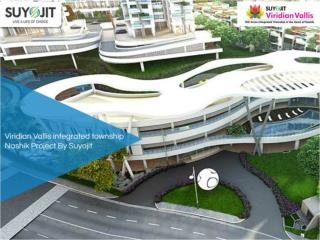 Viridian Vallis integrated township Nashik Project By Suyojit