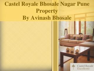 Castel Royale Bhosale Nagar Pune Property By Avinash Bhosale
