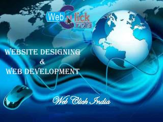 Why Does Web Click India Is The Best At Ecommerce Website Designing