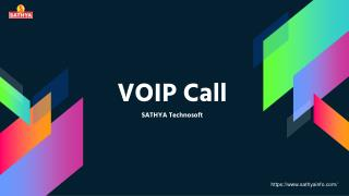 Cheap VOIP Call Provider Bangalore