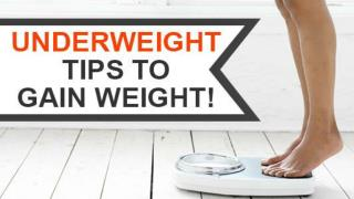 How to increase weight