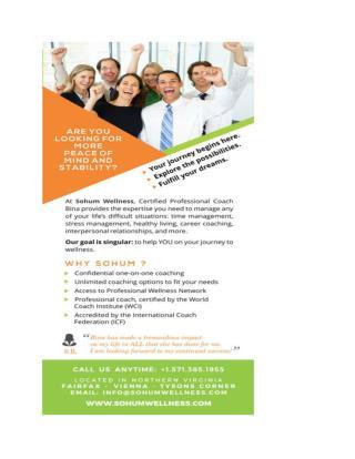 Sohum Wellness - Wellness service