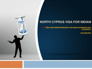 North Cyprus Visa for Indians