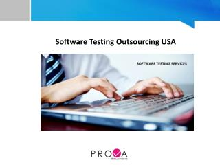 Software Testing Outsourcing USA