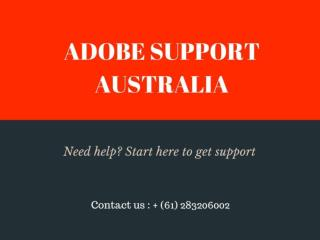 Using Adobe Support To Deal With Photoshop Issues