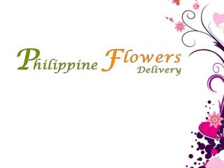 Buy Elegant Flowers Online in Philippines