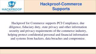 Hackproof-Insurance Supports