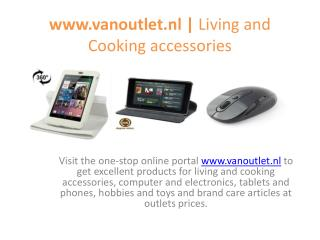 www.vanoutlet.nl | Hobby Gadgets and Toys