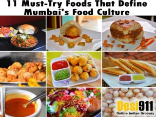 11 Must-Try Foods That Define Mumbai's Food Culture