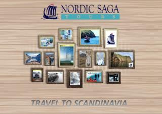 Escorted tours scandinavia