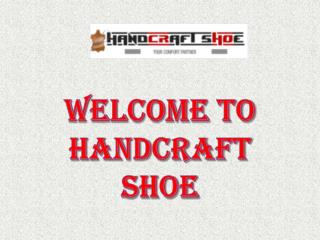 Welcome to Handcraft Shoe