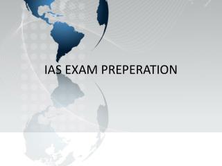 IAS Academy in Chennai