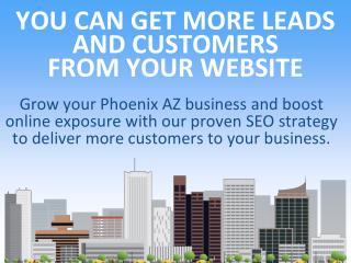 Phoenix SEO by Coronation Internet Marketing (480) 630-0104