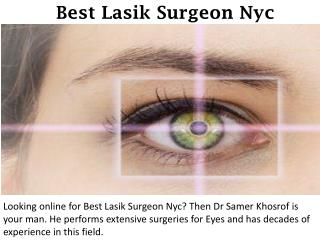 Best Lasik Surgeon Nyc - leadinglasik.com