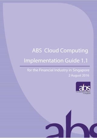 ABS Cloud Computing Implementation Guide 1.1
