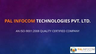 Intro of Pal Infocom