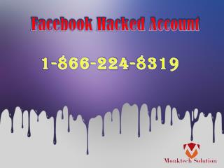 Facebook Customer Care number 1-866-224-8319 One-stop assistance!