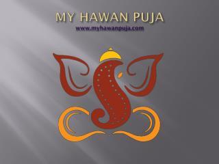 Myhawanpuja: Online Shop of Puja Items (Samagri)