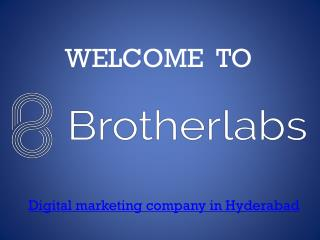 Digital marketing companies in Hyderabad