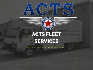 Fleet Maintenance Knoxville TN