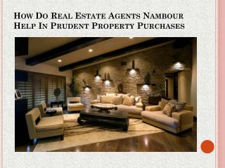 Real Estate Agents Nambour
