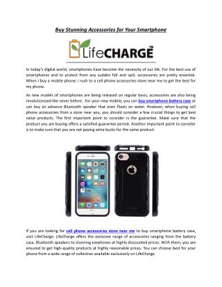 buy smartphone battery case