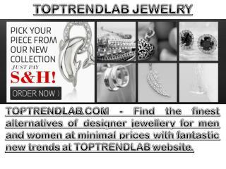 Toptrendlab Designer Jewelry - Toptrendlab.com