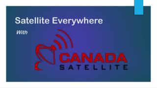 Satellite phones online