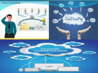 All About the Cloud Computing & Its Training