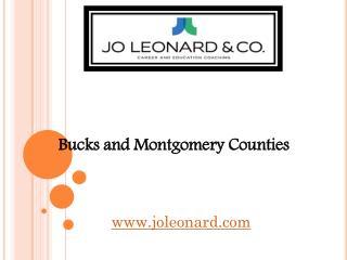 Bucks and Montgomery Counties - joleonard.com