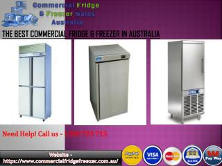 The Best Commercial Fridge & Freezer