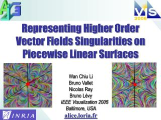 Representing Higher Order Vector Fields Singularities on Piecewise Linear Surfaces