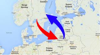 Transport-Spedition Deutschland nach Litauen