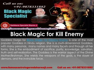 Black Magic for Destroy Enemy