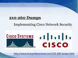 How To Pass Cisco 210-260 PDF Dumps
