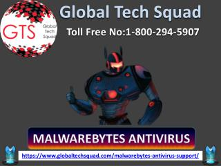 Free Malwarebytes Antivirus Support In USA: 1-800-294-5907