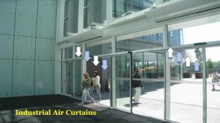 Industrial Air Curtains in Dubai