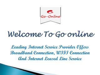 Broadband Connection In Chirkunda