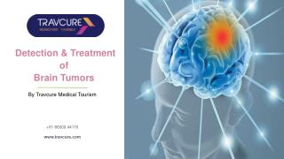 Detection and Treatment of Brain Tumors