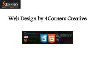 Web Design by 4Corners Creative
