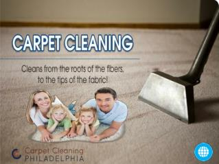 Professional carpet cleaning in Philadelphia