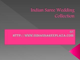 Indian Saree Wedding